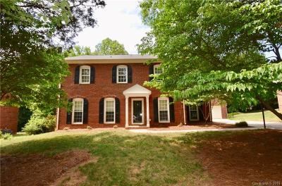 Single Family Home Under Contract-Show: 8121 High Oaks Lane