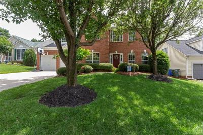 Mooresville Single Family Home For Sale: 123 Foxtail Drive