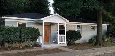 Charlotte Single Family Home For Sale: 1800 Genesis Park Place