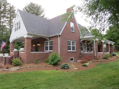 Burnsville Single Family Home For Sale: 506 West Main Street