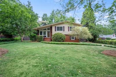 Charlotte Single Family Home For Sale: 5716 Brookhaven Road