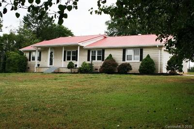 Cleveland County Single Family Home Under Contract-Show: 3223 McKinney Road