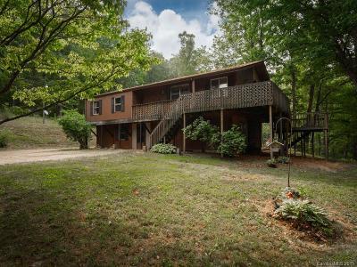 Weaverville Single Family Home For Sale: 229 Herron Cove Road