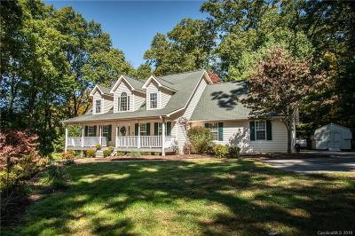 Asheville Single Family Home For Sale: 117 Sunny Ridge Drive