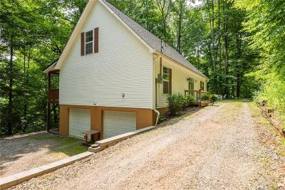 Marshall NC Single Family Home Under Contract-Show: $298,500