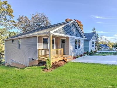 Asheville Single Family Home For Sale: 11 Shadowlawn Drive