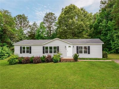 Gaston County Single Family Home Under Contract-Show: 162 Hickory Creek Drive