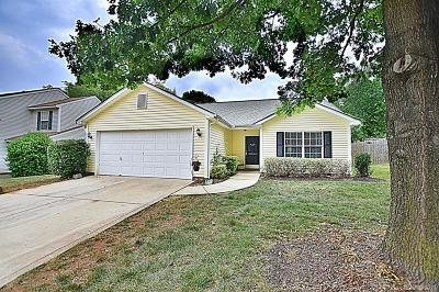 Clover Single Family Home Under Contract-Show: 617 Saratoga Drive