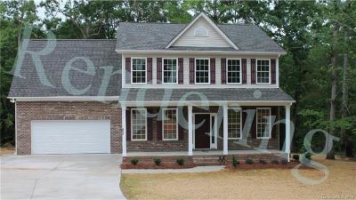 Marshville Single Family Home For Sale: 9319 Nc 742 Highway