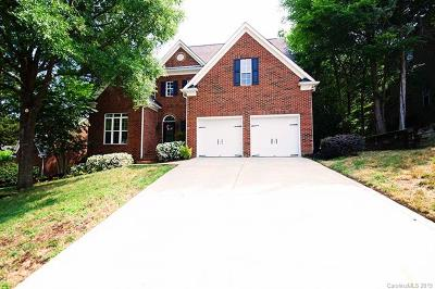 Ballantyne Meadows Single Family Home For Sale: 14009 Ballantyne Meadows Drive