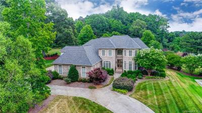 Gastonia Single Family Home For Sale: 5047 Stone Ridge Drive