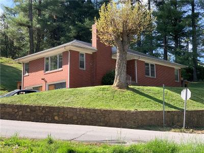 Haywood County Single Family Home For Auction: 25 Smathers Street