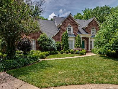 Charlotte Single Family Home For Sale: 4500 Sir Winston Place