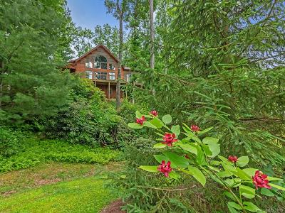 Brevard Single Family Home For Sale: 363 Kelly Mountain Road