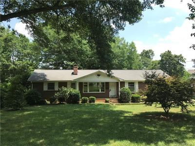 Mount Holly Single Family Home For Sale: 1112 Woodhaven Drive