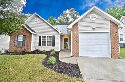 Charlotte NC Single Family Home Under Contract-Show: $163,900