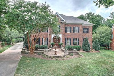 Charlotte Single Family Home For Sale: 8820 Rosslare Villas Court