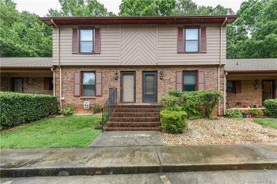 Fort Mill Condo/Townhouse For Sale: 116 Jason Court