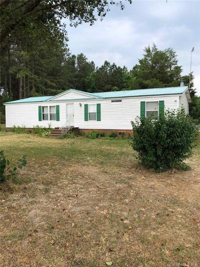 Wadesboro Single Family Home Under Contract-Show: 360 Webb Road