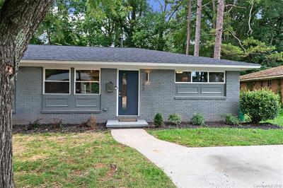 Charlotte Condo/Townhouse For Sale: 1743 Herrin Avenue