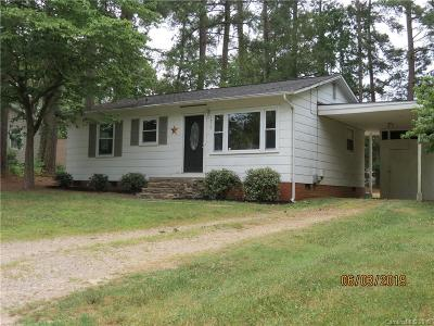 Kannapolis Single Family Home Under Contract-Show: 1510 Valwood Street