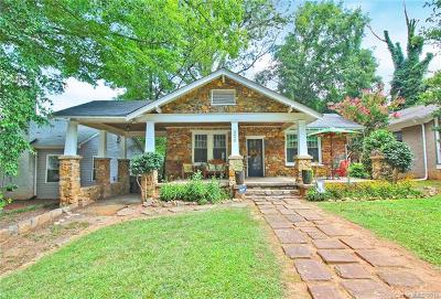 Charlotte Single Family Home For Sale: 320 Wesley Heights Way