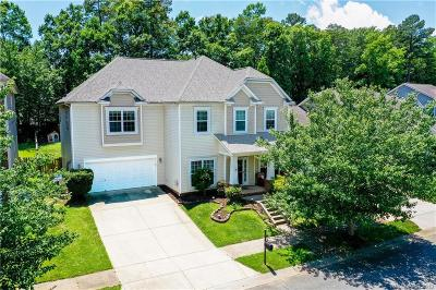 Macaulay Single Family Home Under Contract-Show: 7443 Chaddsley Drive