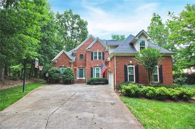 Matthews Single Family Home For Sale: 11600 Chestnut Hill Drive
