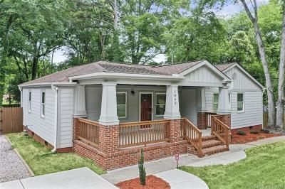 Charlotte Single Family Home For Sale: 1843 Academy Street