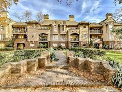 Charlotte Condo/Townhouse For Sale: 1101 Morehead Street #32