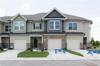 Condo/Townhouse Under Contract-Show: 6528 Harris River Way #LOT 31