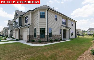 Charlotte Condo/Townhouse For Sale: 6508 Harris River Way #LOT 26