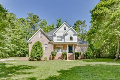 Waxhaw Single Family Home For Sale: 4528 Ferguson Circle