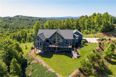 Lenoir Single Family Home For Sale: 1692 Johns Ridge Parkway
