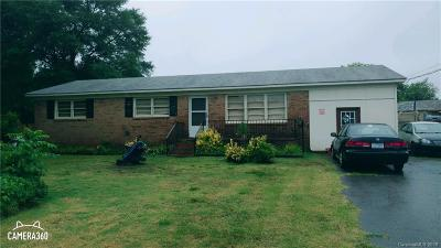 Cleveland County Single Family Home For Sale: 2430 S Lafayette Street