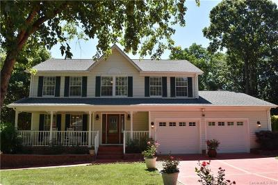 Charlotte Single Family Home Under Contract-Show: 10716 Roxbury Court