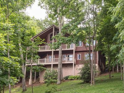 Burnsville Single Family Home For Sale: 45 Ivy Point Lane