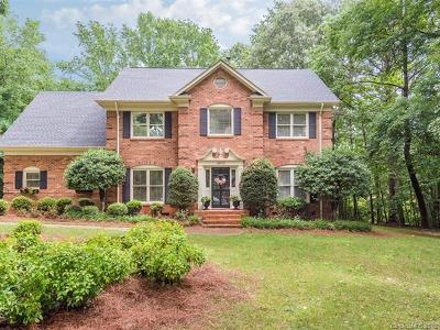 Weddington Single Family Home For Sale: 4809 River Birch Cove