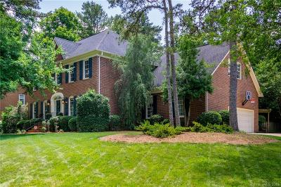 Matthews Single Family Home Under Contract-Show: 2224 Streatley Lane