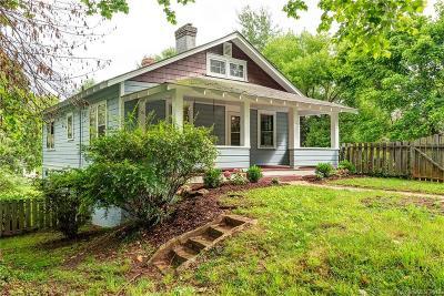 Asheville Single Family Home For Sale: 244 Beaverdam Road