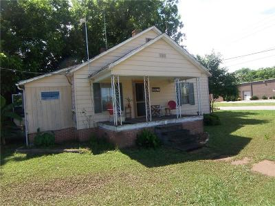 Hickory Single Family Home For Sale: 118 21st Street SE