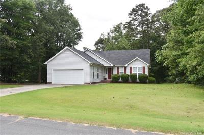Kannapolis Single Family Home Under Contract-Show: 519 Forest Ridge Road