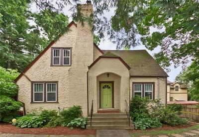 Asheville Single Family Home For Sale: 37 Warwick Road