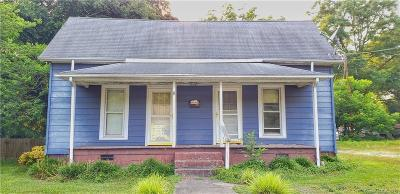 Gaston County Single Family Home For Sale: 413 S Gaston Street