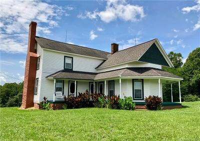 Lawndale Single Family Home For Auction: 5335 Polkville Road
