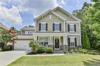 Charlotte Single Family Home For Sale: 16810 Rudence Court