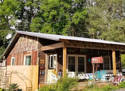 Brevard Single Family Home For Sale: 98 W Morgan Street