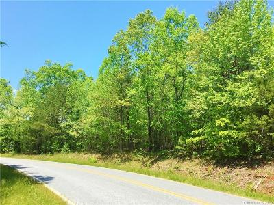 Mill Spring Residential Lots & Land For Sale: Ponder Road