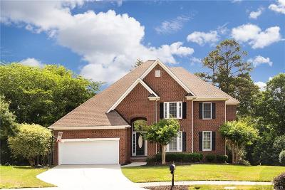 Highland Creek, Highland Creek Single Family Home Under Contract-Show: 8106 Anzack Lane