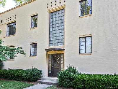 Charlotte Condo/Townhouse For Sale: 1121 Myrtle Avenue #50